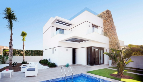 detached villa - New build - Orihuela - Orihuela